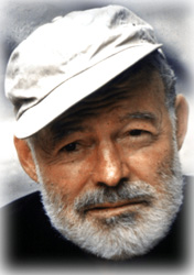 Varios consejos (Ernest Hemingway)